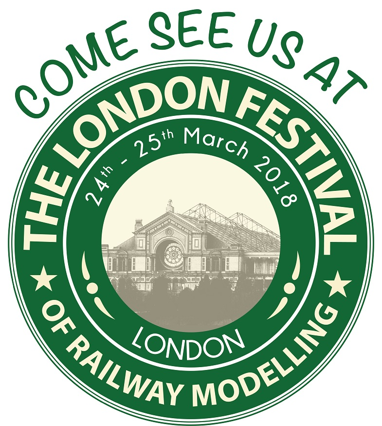 The London Festival Of Railway Modelling Share this Show Share on Facebook icon Share on Twitter icon Share on Pinterest icon Share on Google Plus icon Share on Linked In icon Share via Email icon